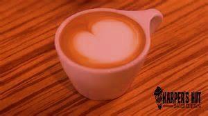 Monk's Head Latte Art
