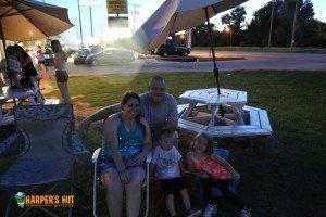 Sno Cone In Tulsa | Harper's Hut Shaved Ice